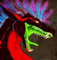 Xeron by DragonXborne