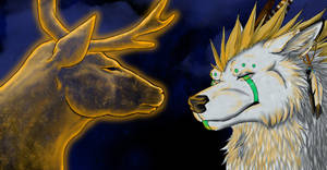 Artemis's Wisdom by DragonXborne