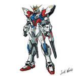 GATX105B/CM Build Strike Gundam Cosmos by wingsyo