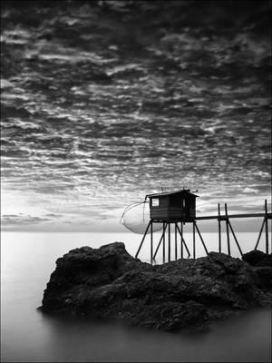 floating island by Tom-Ripley
