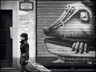 l'oeil du mulot by Tom-Ripley