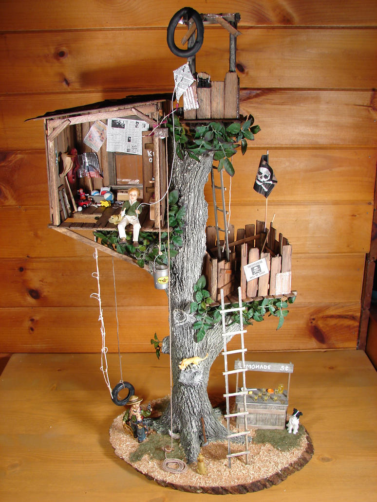 Prime Dollhouse Miniatures Mini Treasures Wiki Tree Houses Largest Home Design Picture Inspirations Pitcheantrous