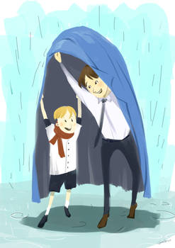 Be your umbrella