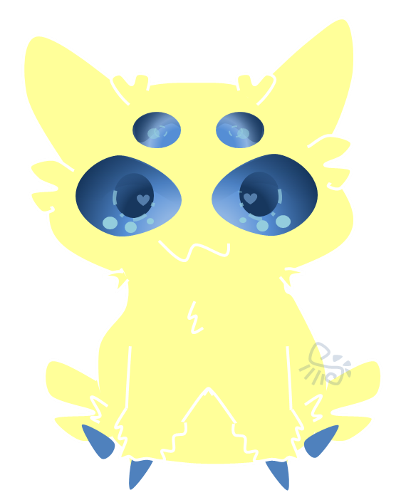 Joltik by goatsarecute
