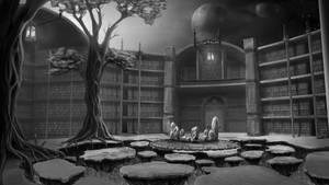 Wierdwood Library