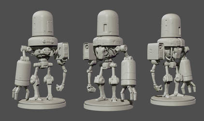 DanBot Sculpt by shinypants
