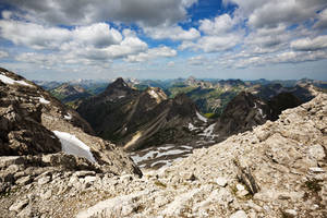 Bergwelt by RitterRunkel