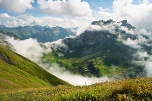Foggy hideaway by RitterRunkel