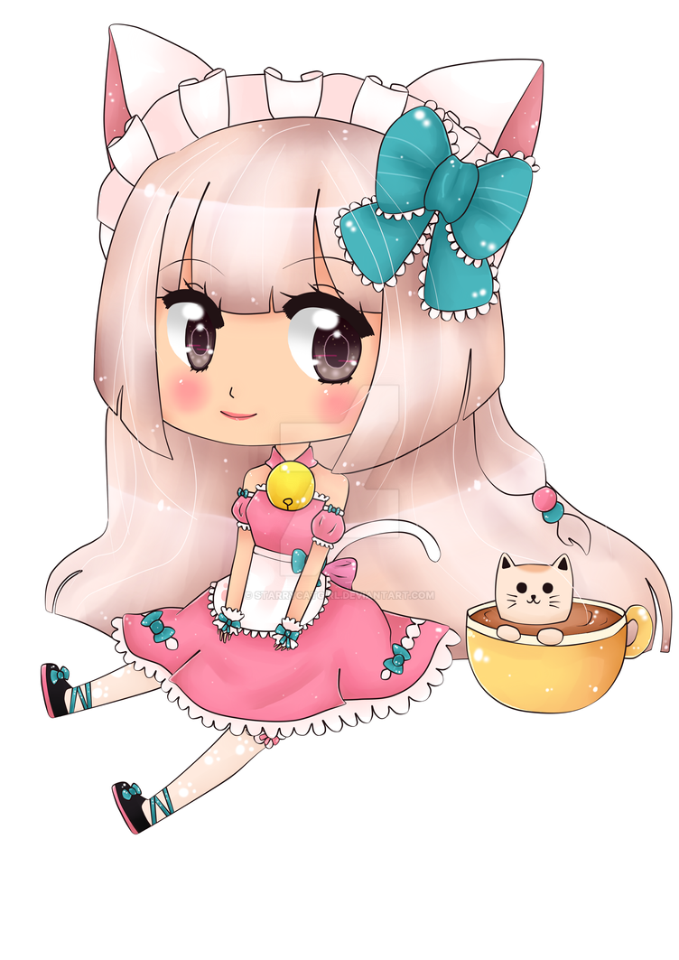 for nyankori-sama by starrycatgirl