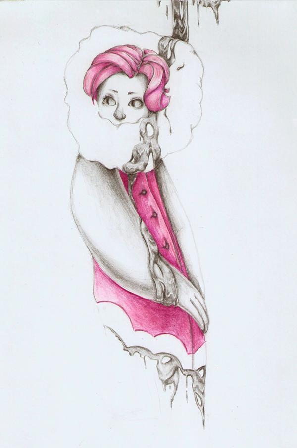 DTA: Harpy by fishydraws