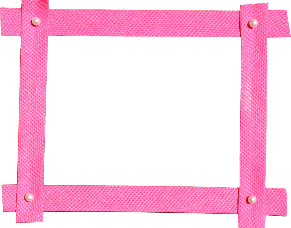 Pink Frame: PNG (Resources/Designs) by MissEditor098 on DeviantArt