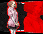 PERSONA 5 - Haru Okumura - Code Name NOIR