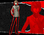 PERSONA 5 Goro Akechi - The Charismatic Detective