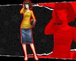 PERSONA 5 Confidant - Sadayo Kawakami