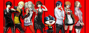 PERSONA'S 8 - The Phantom Thieves of Hearts