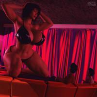 VIP LOUNGE | Mini Giantess by GTSX3D