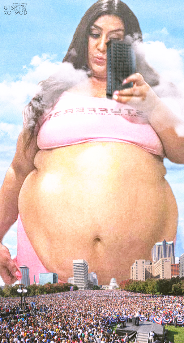 Bbw Giantess 34