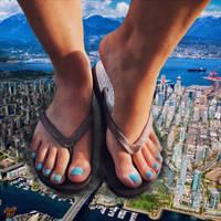 Giga Sandals by GTSX3D