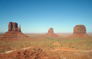 Monument Valley by Sportsfroynd