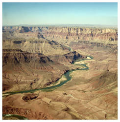 Grand Canyon III by Sportsfroynd