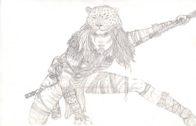 Fa'edra Character Sketch