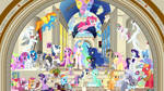 School of Canterlot - Wallpaper v2.0