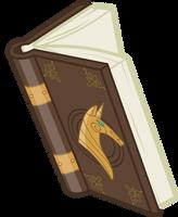 Twilight's Book by Vectorshy