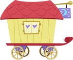 Trixie's Carriage