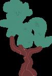 Rarity's Tree Sculpture