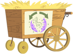 Spike's Egg Cart
