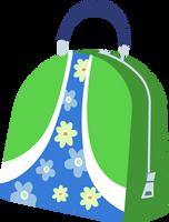 Sweetie Belle's Bowling Bag by Vectorshy