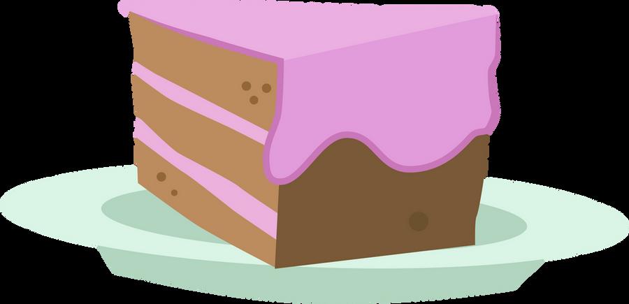 50 renders alimentation my little pony Slice_of_cake_by_vectorshy-d52m1gj
