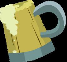 Mug of Cider by Vectorshy