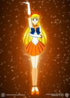 Sailor Venus by Dimaar