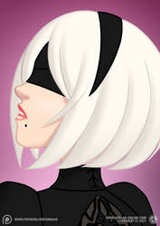 2B Pin-Up (Preview)
