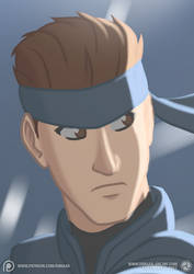 Solid Snake (Preview)
