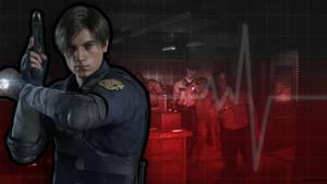 Resident Evil 2 2019 Leon S Kennedy