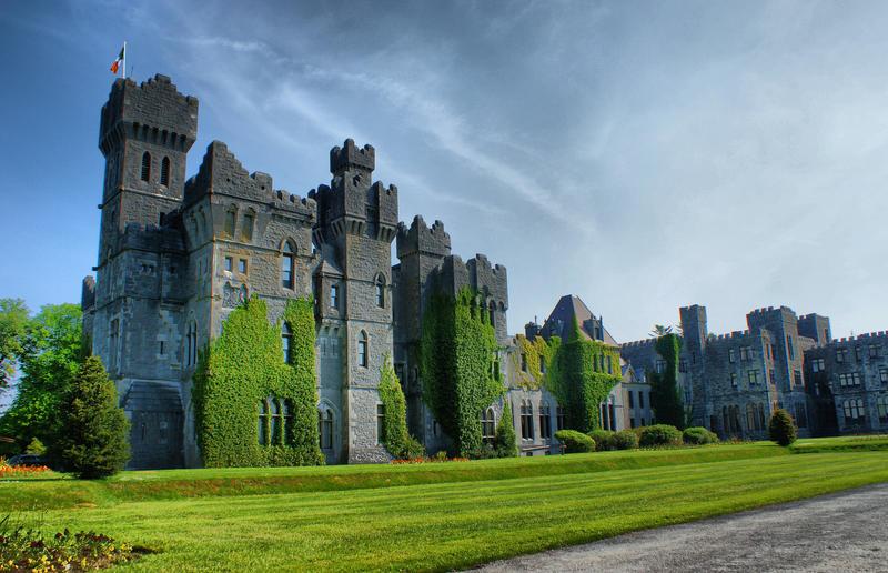 Ashford Castle by Stevie73