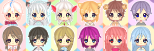 Pixel Icons Batch 4 by namiirin