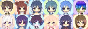 Pixel Icons Batch 5 by namiirin