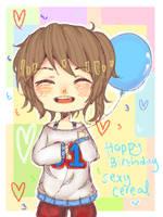 Happy Birthday Peereo!! by namiirin