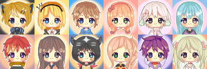 Icon Commisshes by namiirin