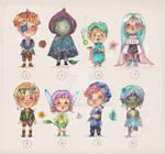 Fairy Adoptables [5/8 OPEN]