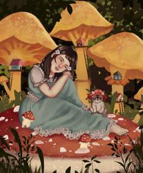 Mushrooms - DTIYSNamii