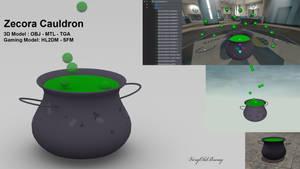 Zecora Cauldron