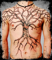 Tree by dmrotten
