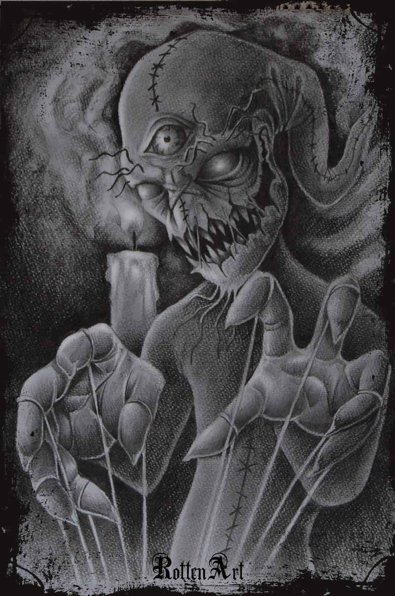 puppet master by dmrotten
