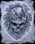 Leafy Skull