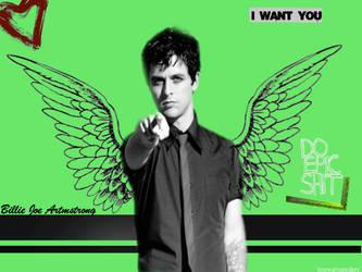 Billie Joe Armstrong- I want You by aprilraindelain