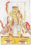 [Comic] Burning Crossroads - Sample by Danilofanzineiro